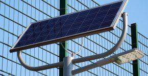 โคมไฟพลังงานแสงอาทิตย์ (โคมไฟโซล่าเซลล์)